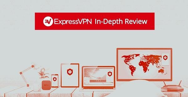 ExpressVPN的评论